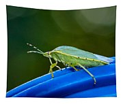 Alice The Stink Bug 2 Tapestry