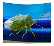 Alice The Stink Bug 3 Tapestry