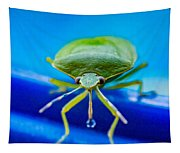 Alice The Stink Bug 4 Tapestry