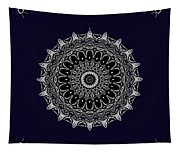Aliens And The Spaceship Tapestry