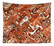 All Art Abstract #3  Tapestry