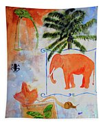 All Creatures Great And Small Tapestry
