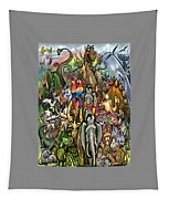 All Creatures Great Small Tapestry