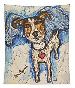 All Dogs Go To Heaven Tapestry