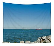 All Ships At Sea Tapestry