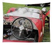 Allard J2 Racer. Tapestry