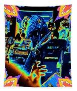 Allen Cosmic Free Bird Oakland 1 Tapestry