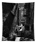 Alley Garden Tapestry