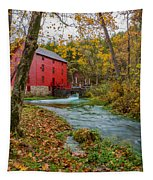 Alley Mill In Autumn Tapestry