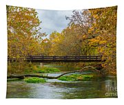 Alley Spring River Tapestry