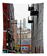 Alley Tapestry