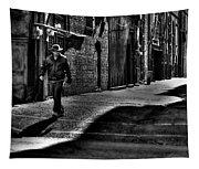 Alley Stroll Tapestry