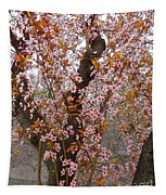 Almond Tree Flowers 05 Tapestry