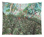 Aloe Garden Vumba Tapestry