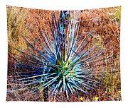 Aloe Vera In Meadow Tapestry