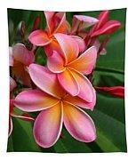 Aloha Lei Pua Melia Keanae Tapestry