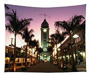 Aloha Tower Marketplace Tapestry