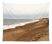 Along The Tide Line Tapestry