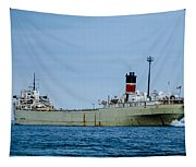 Alpena On Lake Huron Tapestry