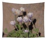 Alpine Flowers Tapestry