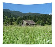 Alpine Meadow  Tapestry