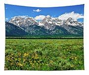 Alpine Spring Tapestry