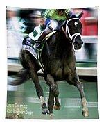 Always Dreaming, Johnny Velasquez, 143rd Kentucky Derby  Tapestry