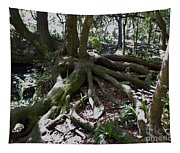 Amazing Roots Tapestry