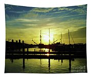 Amazing St Augustine Sunrise Tapestry