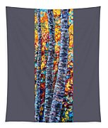 Amber Forest Tapestry