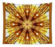 Amber Sun. Digital Art 3 Tapestry