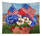 America The Beautiful-jp3210 Tapestry