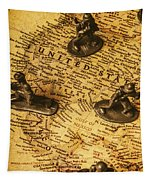 American Army  Tapestry