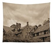 American Castle Tapestry