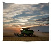 American Combine Tapestry