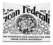 American Federationist Tapestry