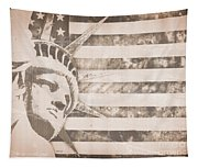 American Liberty Patriot Tapestry