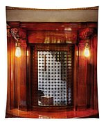 Americana - Movies - Ticket Counter Tapestry