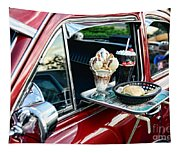 Americana - The Car Hop Tapestry