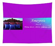 Ameynra Shop 19. Promo Banner 3 Tapestry