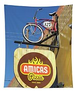 Amicas Pizza Tapestry