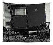 Amish Wagon _pa Tapestry
