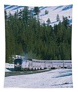 Amtrak 112 1 Tapestry by Jim Thompson
