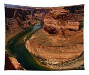 An Amazing Place - Horseshoe Bend Tapestry