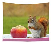 An Apple A Day Tapestry