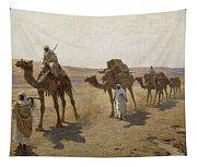 An Arab Caravan Tapestry