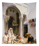An Arab Weaver Tapestry