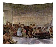 An Egyptian Feast Tapestry