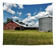 An Iowa Farm Tapestry