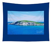 An Island In Ireland Tapestry